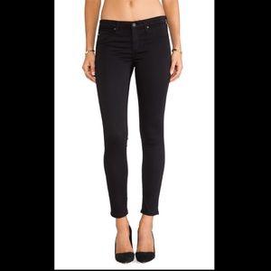 ag • Black The Legging Super Skinny Ankle Jeans